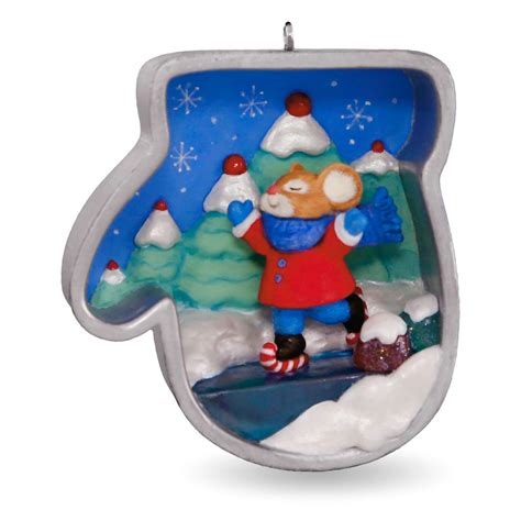hallmark series ornament 2016 cookie cutter christmas 5