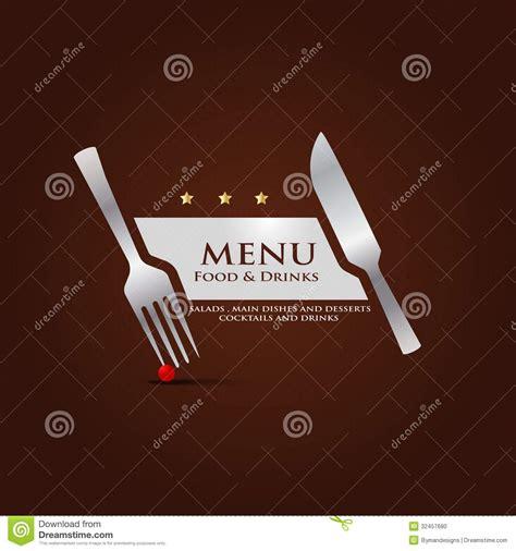 restaurant cover layout restaurant menu cover design stock photo image 32457680