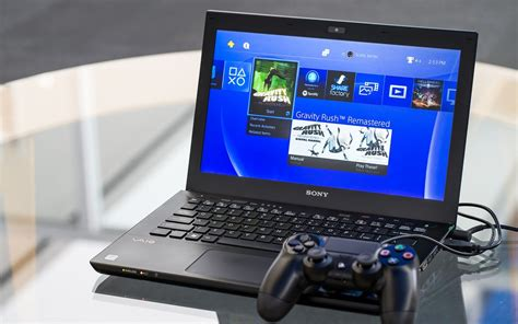 ps remote play   pc mac guide push