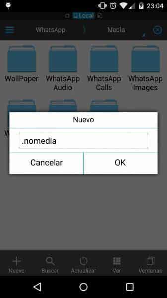 imagenes ocultas version android c 243 mo ocultar las fotos que recibes en whatsapp de la
