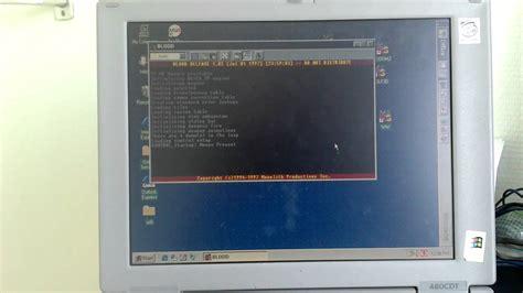 toshiba satellite pro 480cdt running windows 95