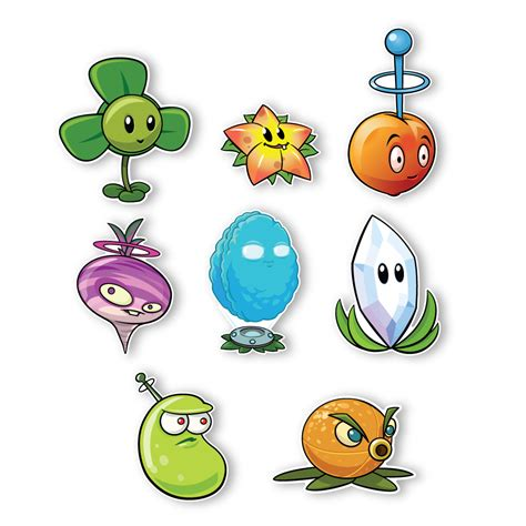 Pirate Wall Stickers image pvz ff plant set1 web 51241 1444238455 1280 1280