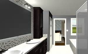 3d Bathroom Design by 3d Bathroom Design Level B Inc