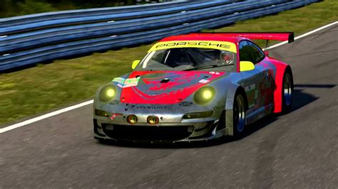 Porsche 45 Flying Lizard 911 Gt3 Rsr by 2011 Porsche 45 Flying Lizard 911 Gt3 Rsr Nordschleife
