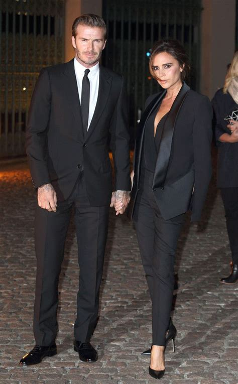 Shefinds News Posh Goes Global With Fashion by 25 Best Ideas About David And Beckham On