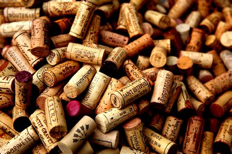 wine corks buying wine always go for real long term value one man