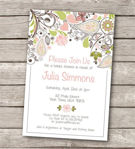 invitation cards templates free printable free wedding border templates for