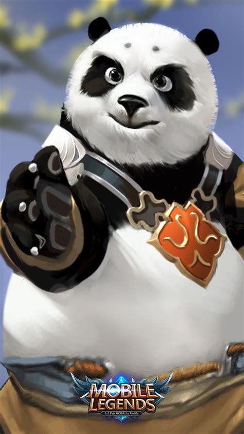 Kaos Mobile Legend Akai Panda Warrior F Wallpaper Mobile Legends Hd Shareayoo Tutorial Info