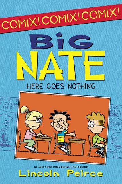Big Nate Here Goes Nothing Volume Comic Vine