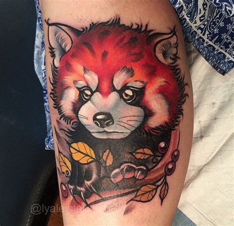 red panda tattoo 25 best ideas about panda on