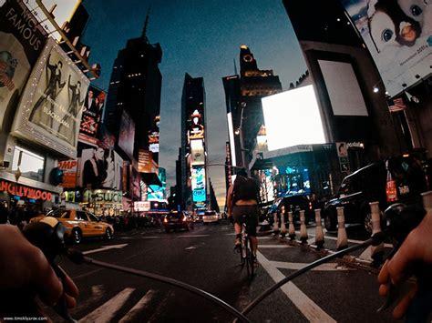 new york through the eyes of a bicycle4 fubiz media