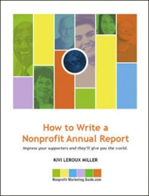Nonprofit Annual Reports Resources For You Nonprofit Marketing Guide Nonprofit Style Guide Template