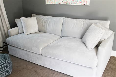 crate and barrel slipcover sofa crate and barrel lounge sofa slipcover sofa menzilperde net