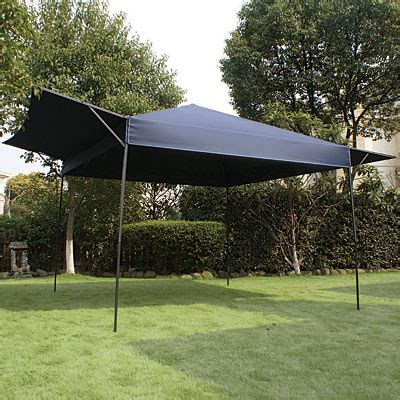 Pop Up Cer Awnings And Canopies by 10 X 16 Pop Up Canopy With Fold Up Sides At Big Lots