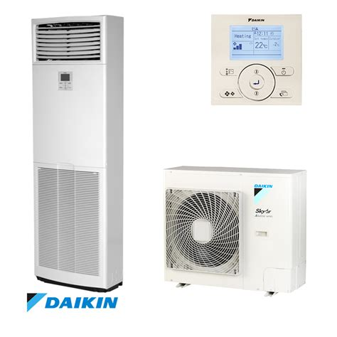Ac Daikin 1 2 Pk Ftkc15pvm air conditioner daikin fva71a rzasg71mv1 price 3205 85 eur floor standing professional