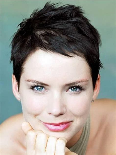 super short pixie ointerest super short hairstyles for women