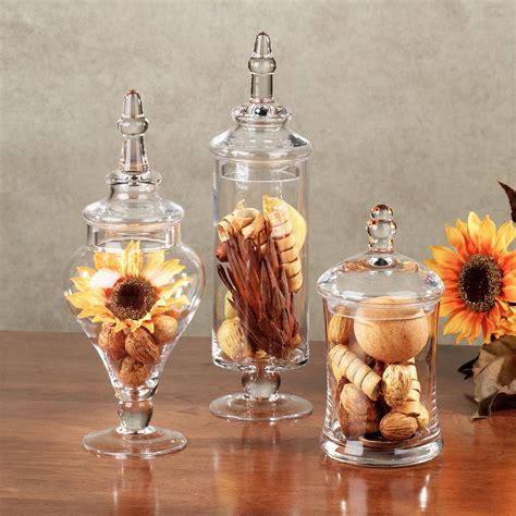 glass apothecary jars aris glass apothecary jar set