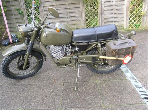 Bundeswehr Motorrad Kaufen by Thema Anzeigen Z 252 Ndapp Bundeswehr Krad Register 250 125