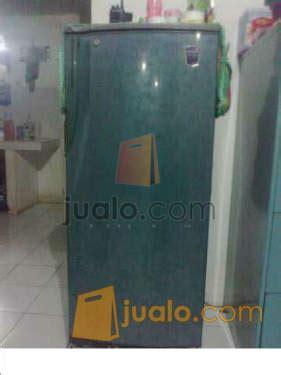 Kulkas 1 Pintu Merk Politron kulkas 1 pintu merk sharp seperti baru harga murah sekali