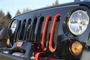 Jeep Grille Inserts Jeep Srt 2014 Grille Inserts Autos Post