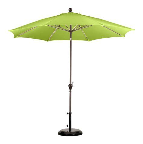 9 Lime Green Patio Umbrella Outdoor Sunshade Green Patio Umbrella