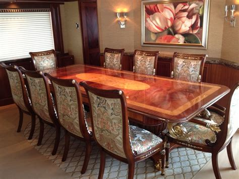 florida yacht dining room traditional dining room miami by italian furniture italy