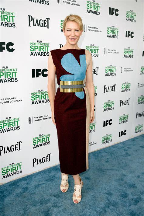 Independent Spirit Awards Cate Blanchett by Cate Blanchett Carpet At 2014 Independent Spirit