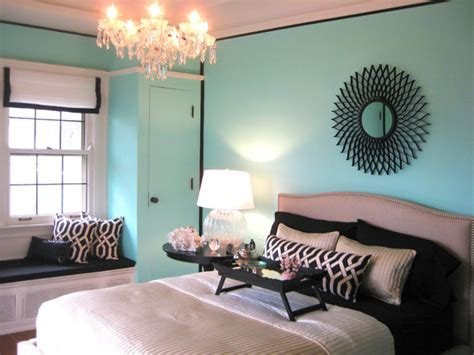 blue bedroom design at the wisconsin breast cancer showhouse