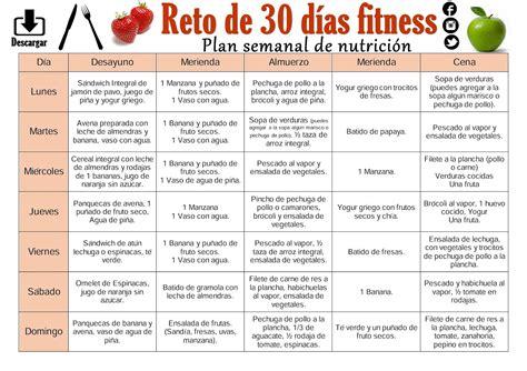 descargar pdf nutricion fitness la cocina fit de vikika libro e en linea plan semanal de nutrici 243 n para bajar de peso reto de 30 d 237 as fitness tips