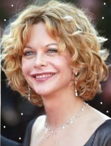 short curly perms for women over 50 short hairstyle 2013