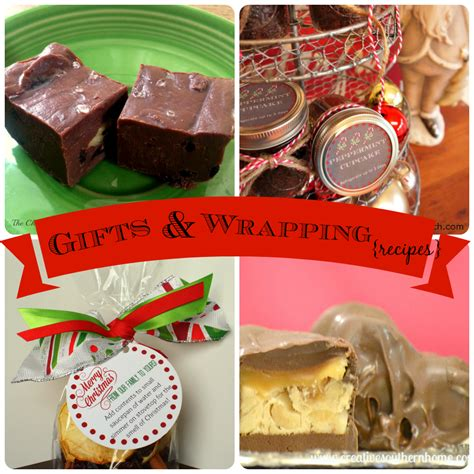crafty christmas gifts and wrapping recipes life sew