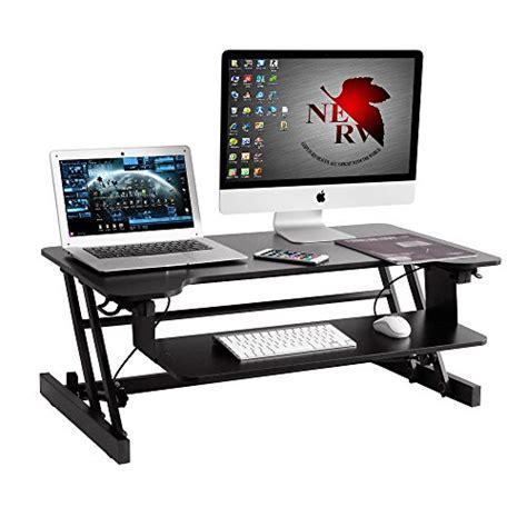 stand up desk converter soges standing desk 37 quot desk converter standup desks fits