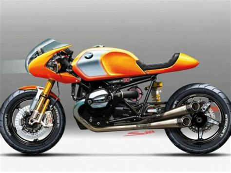 Bmw Motorrad Modelle Historie by Bmw Jubil 228 Um Concept Ninety Auto Motor At