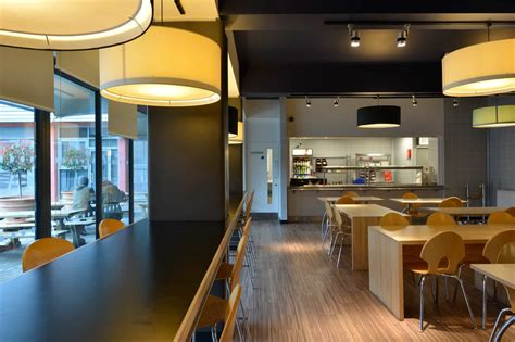Interior Design For Kitchen Images Graham Rivers Architects College Cafeteria Lewisham