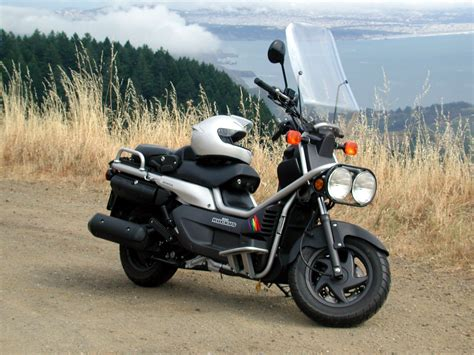 Honda Big by Honda Big Ruckus Motor Scooter Guide