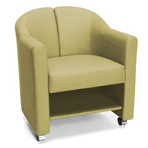 Feature Armchairs by Ofm Mobile Club Chair 880 Reception Waiting Room