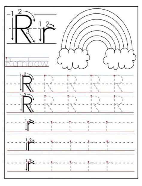 Letter R Worksheets Preschool free printable letter r worksheets for kindergarten