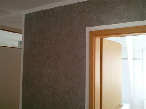 Wand Streichen Effekte by Wand Wischtechnik In Grau Mit Wei 223 En Effekt Pigmenten