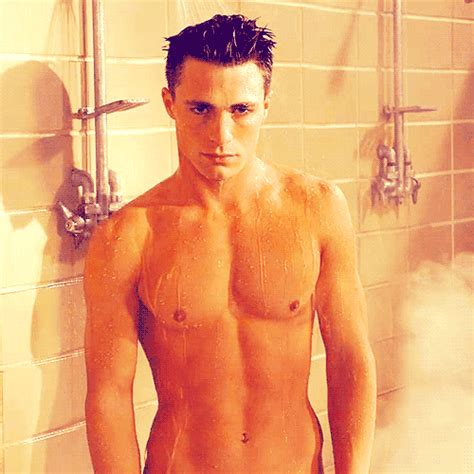 Guys In The Shower by Asiancanadianamerican Colton Haynes Hotness