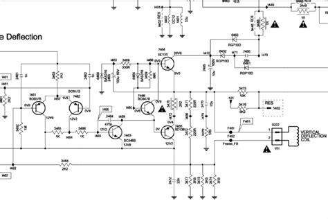 transistor horizontal queimando 28 images figura 62 circuito de fonte de corrente partida e
