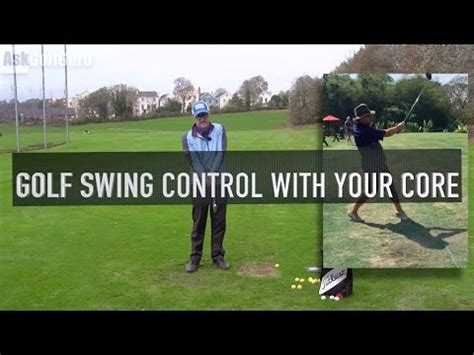 core golf swing strike the golf ball from any lie doovi