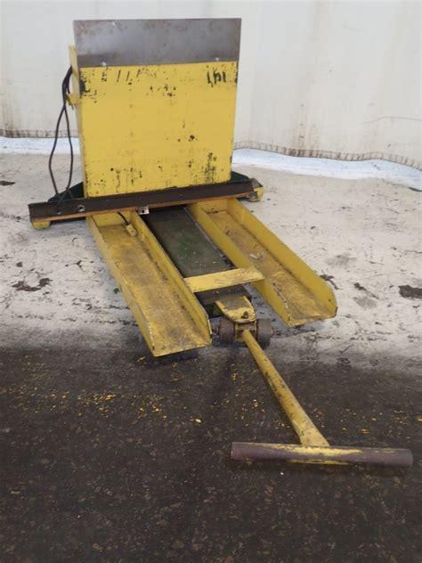 southworth lift tilt ta 296554 for sale used n a