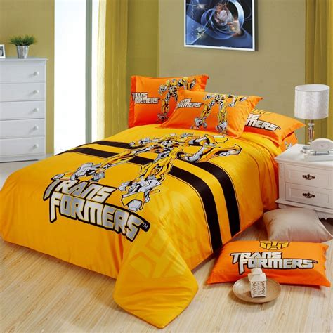 transformer bed set transformers bedding set ebeddingsets
