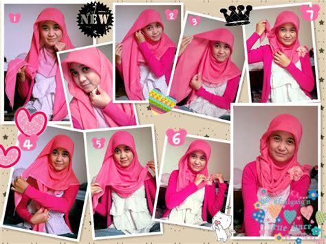 tutorial hijab paris simple casual just simple notes tutorial hijab paris 1