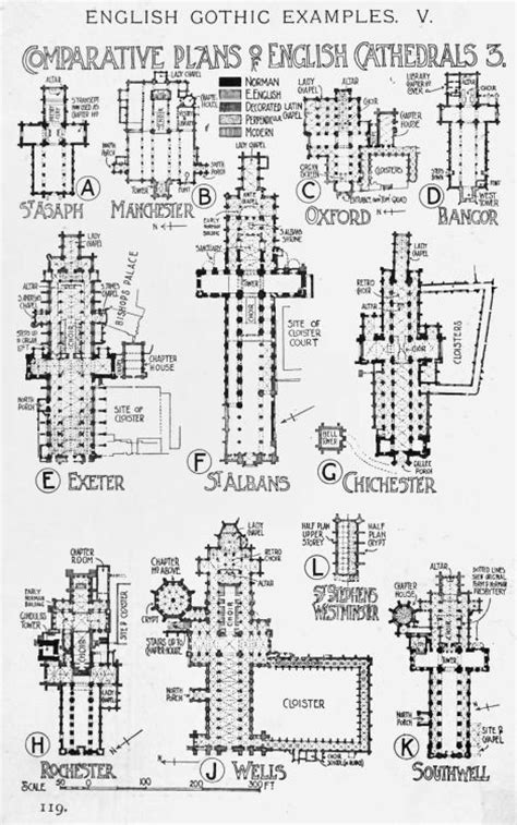 gothic cathedral floor plan gothic churches cathedrals floor plans drawings