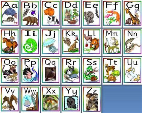 printable alphabet display a to z animals www imgkid com the image kid has it