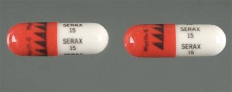 Oxazepam In Detox Withdrawal by Serax Patient Information Description Dosage And