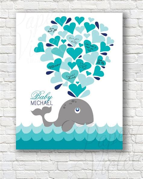 Guestbook For Baby Shower by 1000 Ideas About Baby Shower Guestbook On