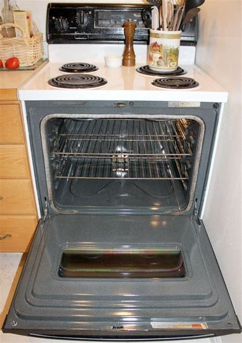 What Does Oven Cleaner Do To Countertops by Begin By Preheating The Oven To 150 Degrees F While The
