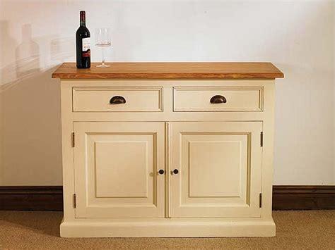 devon painted pine furniture sideboard cabinet small door drawers dining room ebay